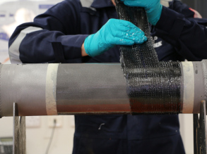 Belzona practical sessions in progress
